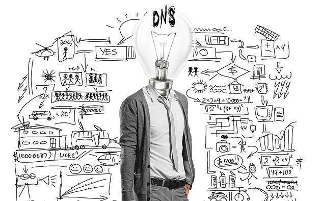 Как правильно перенести DNS
