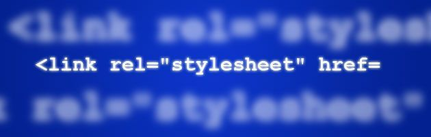 Способы привязки стилей css к странице