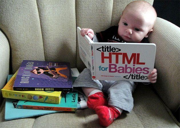 как самостоятельно научиться верстать веб-сайты