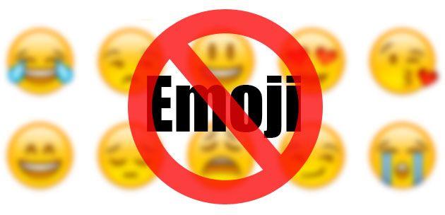 как отключить Emoji в WordPress