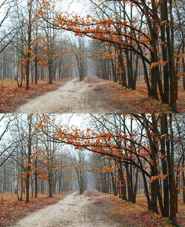 Обработка фото в фотошопе — Настройка резкости