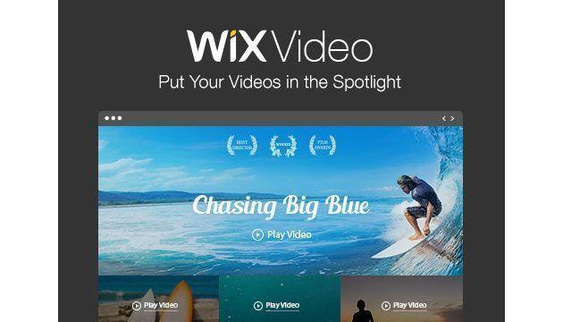Приложение Wix Video