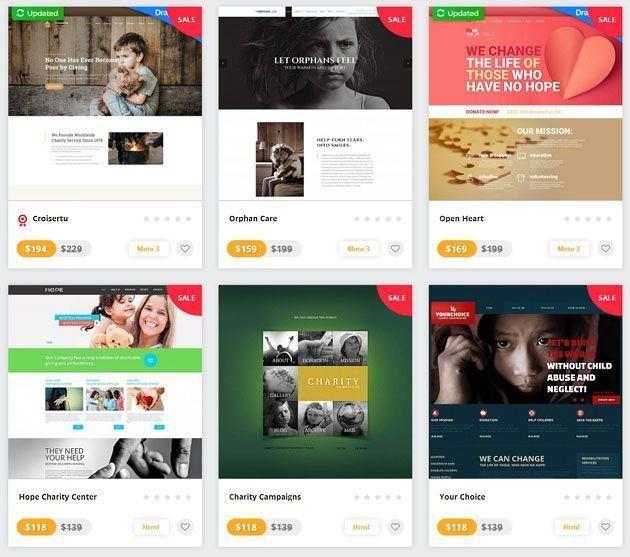 Дизайн без дизайнера: как создать сайт благотворительного фонда