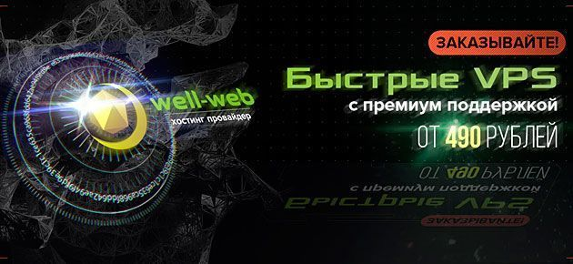 Обзор услуг хостинговой компании Well-Web
