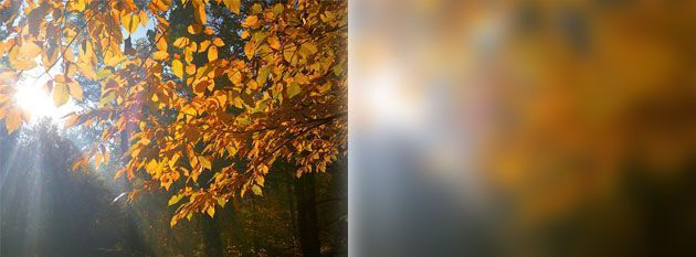 CSS3 Blur Filter